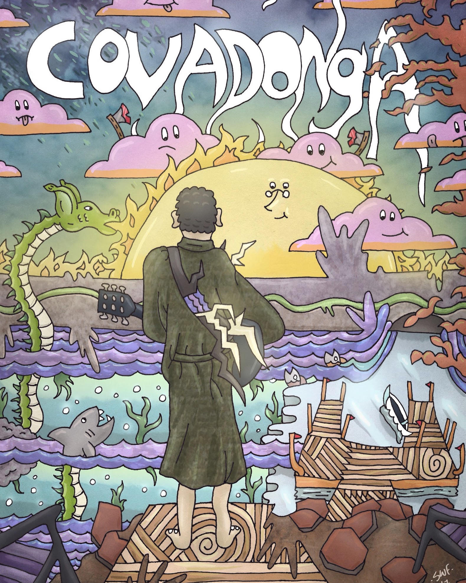 Covadonga Movie Poster